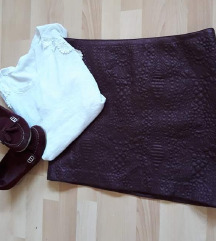 NOVA suknja 💖💛💙