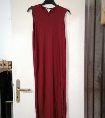 H&M golg pamucen fustan