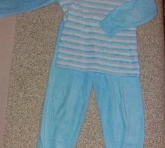 Плиш пижами 3-4