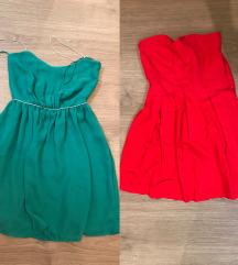 Dve fustancinja za 500