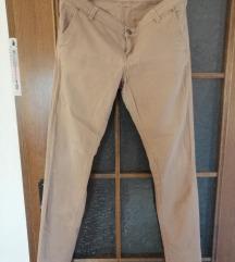 Terranova krem pantaloni