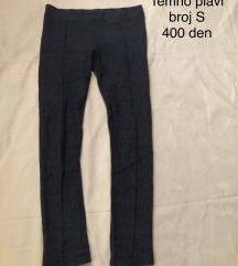 Pantaloni termo zimski model POPUST 250 den
