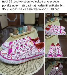 Converse limited edition br.35.5