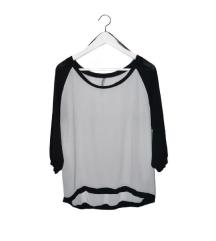Black & White Top