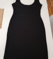 Se prodava crno kratko fustance broj S/M