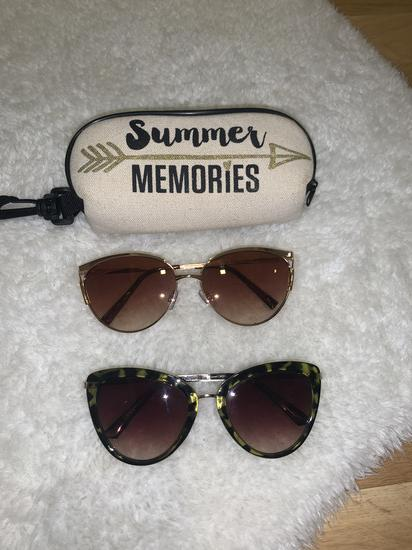 Два пара наочари + кутија