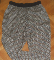 Pantaloni letni svileni vel 44/L-200 den