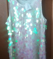 Unikaten disko fustan