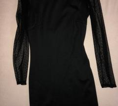 Crno fustanche so mrezasti rakavi