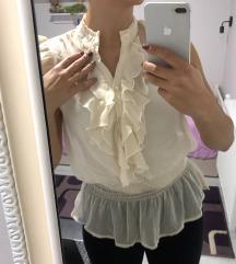 Kara прозирна блузичка