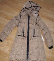 Detsko dolgo palto