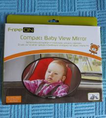 Novo ogledalo za bebe/dete za vo avtomobil FreeOn