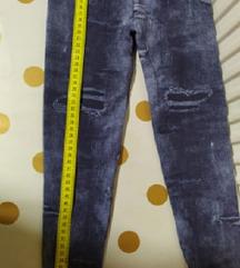 НОВИ детски хеланки фармерки џегингс