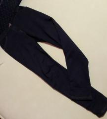 Teget pamucni pantaloni M