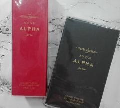Комплет машки и женски парфем