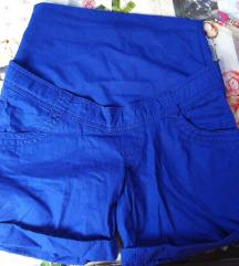 Kratki pantaloni za trudnica