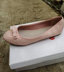 Roze baletanki
