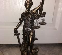 Lady Justice statua