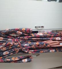 Нов есенски долг фустан
