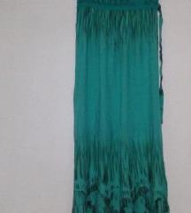 Долг летен фустан со подарок