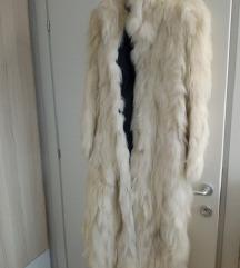 Polarna lisica luksuzna maxi extra bunda 46/48