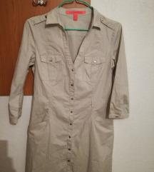 Mango basic - кошула/фустан * намалено