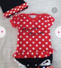 Minnie Mouse kompletce