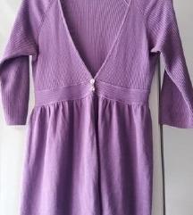 Виолетова наметка ~ џемперче