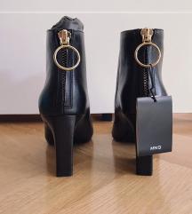 Кожни чизми MANGO