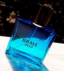 💥 ПРЕУБАВ машки парфем Brave Deep 💥