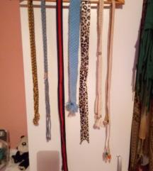 Плетени ремчиња и Ленти