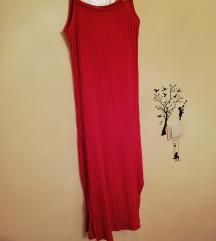 Crven fustan NOV namalen*250*