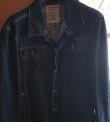 Nova Berska teksas jakna M