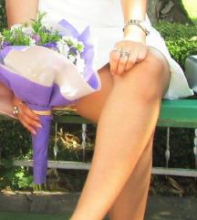 Kratko belo fustanche