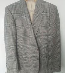 Карирано палто