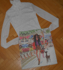 Suknja  By H&M   - vel S -200 den