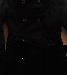 Crn zenski kaput