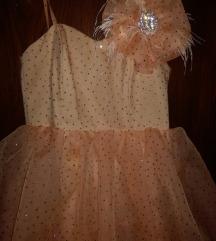 Princess dolg fustan