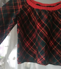 Cristmas crop long sleeve :)