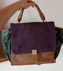 Тробојна чанта