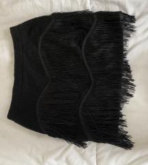 H&M suknja so resi