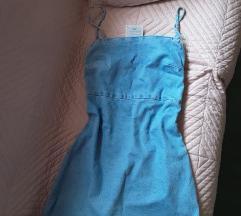 Novo Zara teksas fustanche