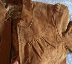Kozna jakna kako nova SEGA SO POPUST  1300 den.
