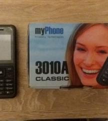 NOV myPhone 3010A classic black REZZ