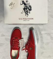 Novi crveni starki US polo assn