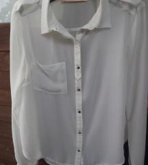 Springfield бела кошула со подарок обетки