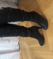 Сочувани германски чизми