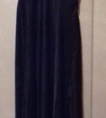 Nov dolg svečen fustan xs/s ✔Razmeni