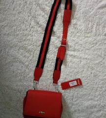 црвена чанта S OLIVER *НОВА*