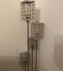 Столна ламба со кристали